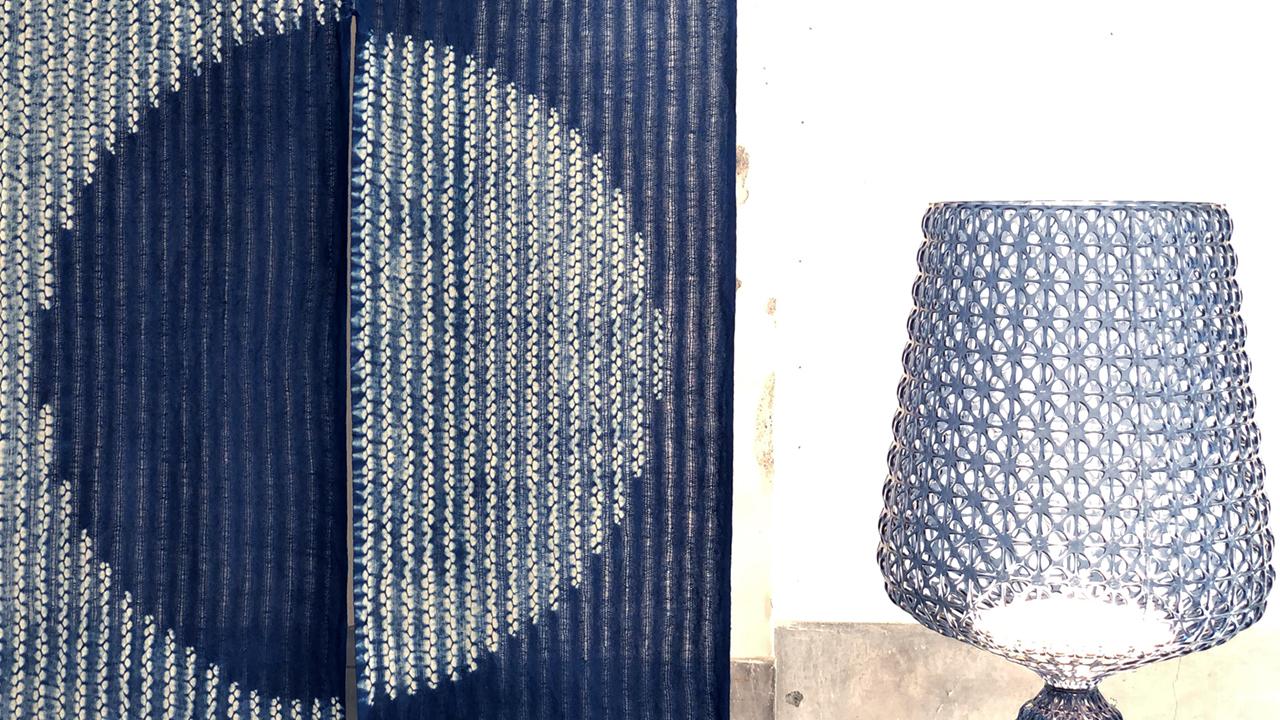藍染商品オーダーメイド:人宿藍染工房