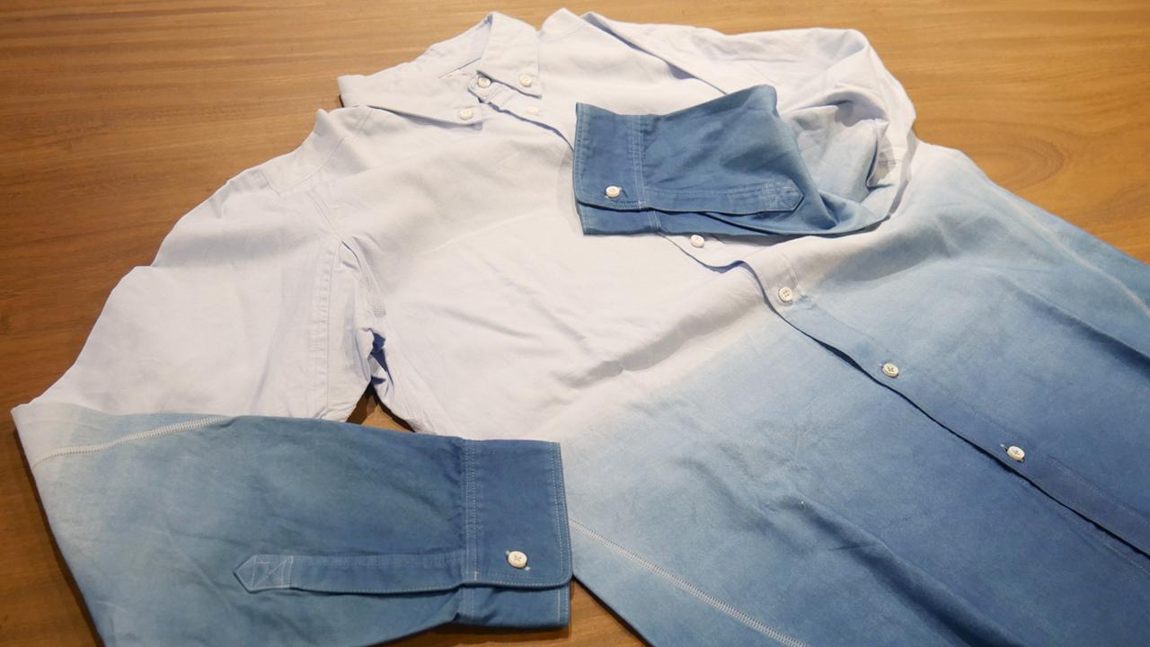 持ち込み染色セミオーダーメイド:人宿藍染工房