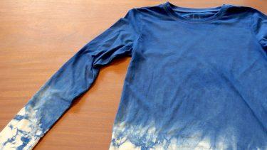 染色職人がわかりやすく教えてくれる藍染ワークショップ