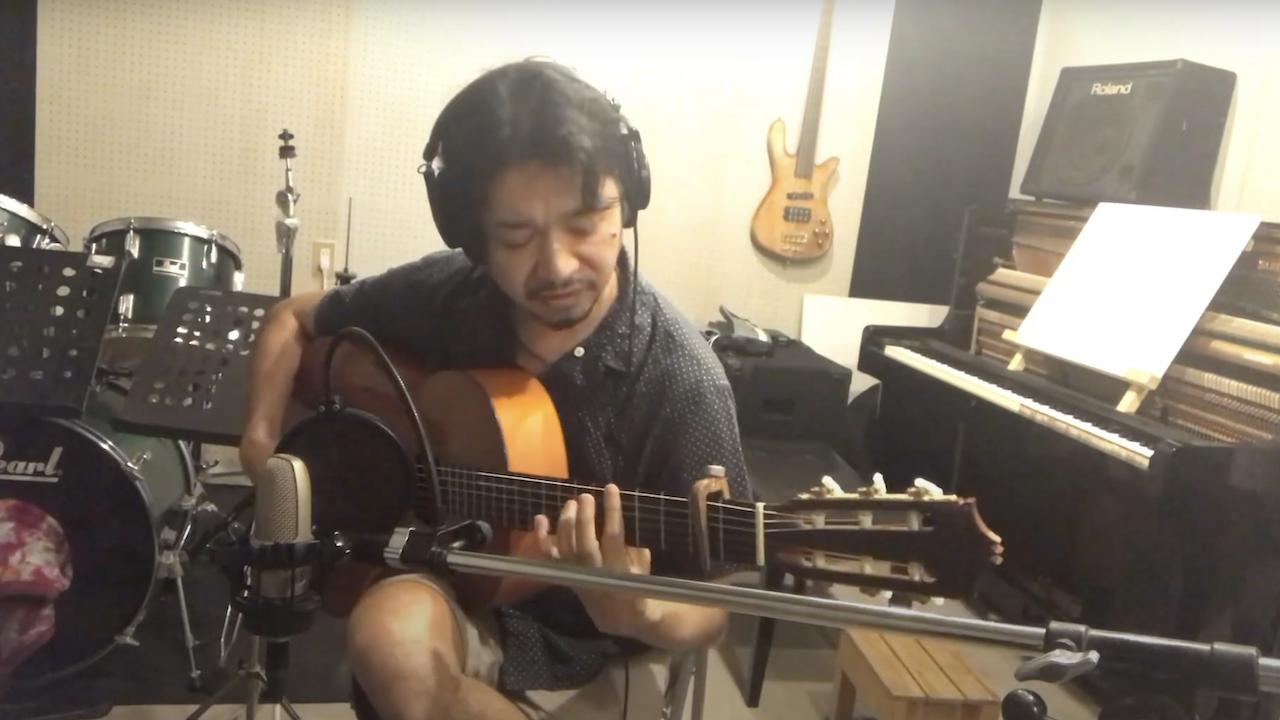 フラメンコギタリスト・植松則之YouTubeチャンネル