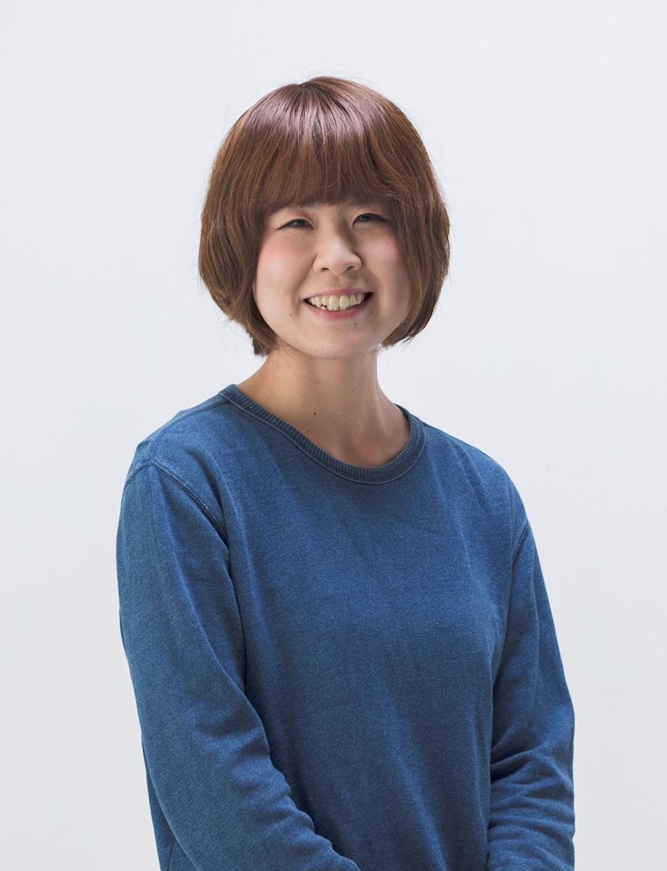 人宿藍染工房:大石彩乃(型染め・テキスタイルデザイン)